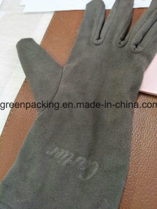 OEM Chamois Microfiber Gloves pictures & photos