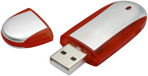 Wholesale 2.0 USB Flash Drive Plastic USB Pen Drive pictures & photos