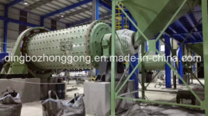 Gold Ball Mill, Wet Ball Mill, Tube Mill, Rod Mill pictures & photos