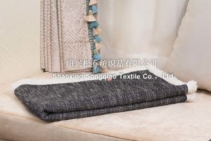 New Design Heavy Thread Sherpa Baby Blanket 2 pictures & photos