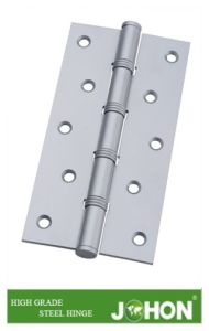 "Bearing Hardware Steel or Iron Door Squre Hinge (5""X3"" hinge joint) pictures & photos"