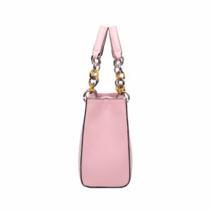 Vertical Square Stitching Plaid Women Shoulder Bag (MBNO041031) pictures & photos