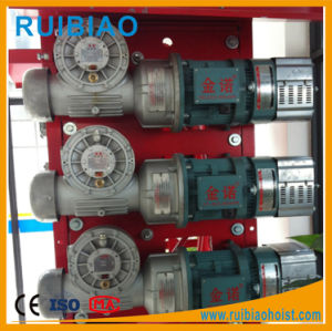 11 Kw Motor for Construction Hoist Sc100/100 pictures & photos