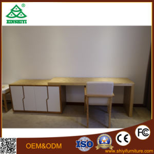 OEM White Ash Wood Bedroom Furniture Bedroom Set for Sale pictures & photos