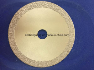 Grinding Wheel for Sharpening Carbide Tools pictures & photos