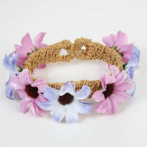 Fashion Flower Bracelet Bangle Jewelry
