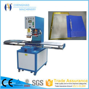 CH-8kw-Sdht Plastic Welding Machine for Plastic Filer Folder Made in China