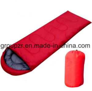 Outdoor Camping Envelop Sleeping Bag pictures & photos