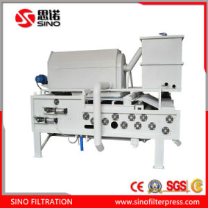 Belt Filter Press Manufacturer for Sludge Dewatering Plant pictures & photos