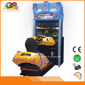 Game Center Racing Arcade 4D Driving Car Game Machine pictures & photos