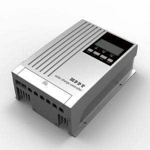 20A-40A Sale Intelligent MPPT Solar Charge Controller pictures & photos