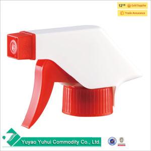Clear Plastic Trigger Sprayer Bottle Mist Sprayer Ts-A6 pictures & photos