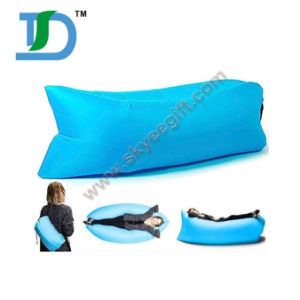210t Banana Sleeping Lazy Bag for Camping pictures & photos