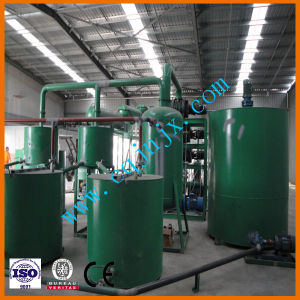 Black Lube Oil Refining Machine pictures & photos