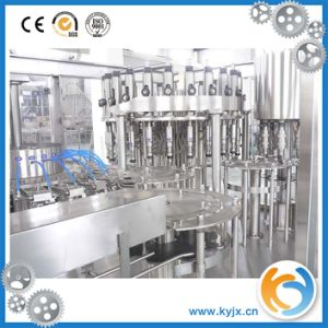 Complete Carbonated Beverage Bottling Machine Line pictures & photos