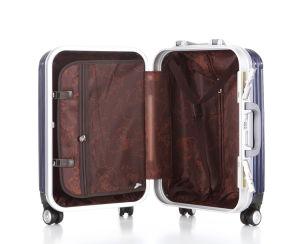 Good Design, Hot Sale, Aluminum Frame Luggage (XHAF027) pictures & photos