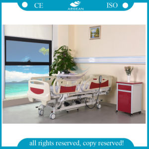 AG-By003c Electric ICU Patient Hospital Clinic Medical Bed pictures & photos