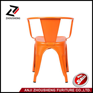 Hot Sale Restaurant Metal Chairs From Anji Huzhou Zhejiang China pictures & photos