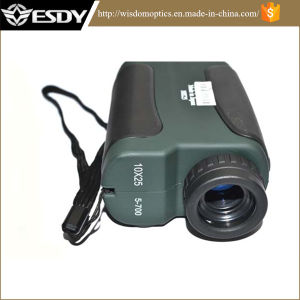 10X25range Finder (700 meters) for Golf Laser Rangefinder Binocular pictures & photos
