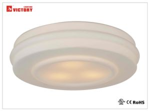 LED Modern Surface Mount Simple Ceiling Round Glass Light pictures & photos