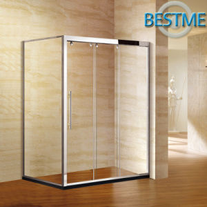 Sliding-Door Bathroom SUS304 Shower Enclosure (BL-F3012) pictures & photos
