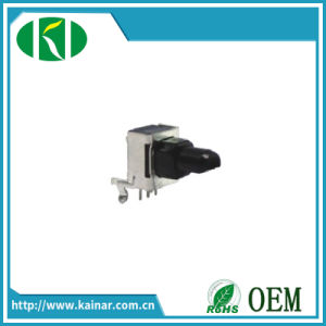 Wh9011-2A 9mm 3pins Rotary Potentiometer with Bracket pictures & photos