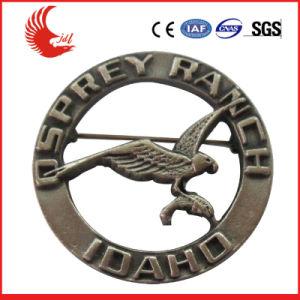 Hot Sale Custom Metal Aluminum Badge pictures & photos