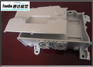 CNC Machined Auto Parts with Aluminum and Stainless Steel Material pictures & photos