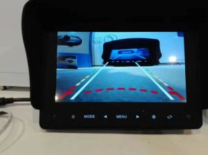 Trajectory Car Rearview Camera with High Definication pictures & photos