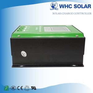 High Efficiency PWM LCD Solar Controller pictures & photos