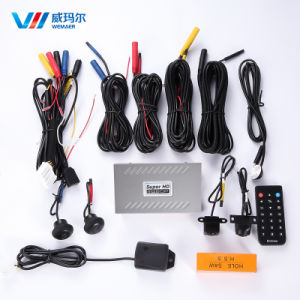 360 Full View Star Lever Bird View High Definication Good Driving Assistant System pictures & photos