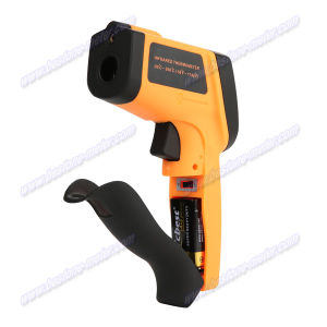 Digital Non-Contact High Temperature Infrared Thermometer (BE900) pictures & photos