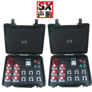6 Channel Controller for Electric Motor Hoist