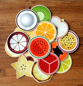 Promotional Printed Refrigerator Magnets (PM121) pictures & photos