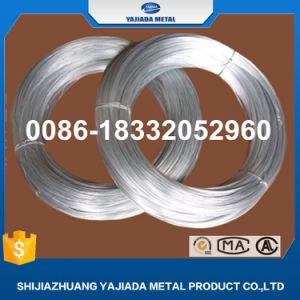 Buliding Material Galvanized Wire /Galvanized Iron Wire (low carbon wire rod Q195) pictures & photos
