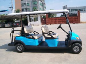 Hotel Golf Car Ce Proved Golf Club Electric Golf Car pictures & photos