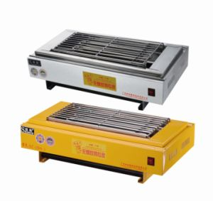 Single Tube Hot Sale Electric BBQ Grill Supplier pictures & photos