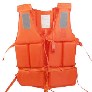 Hot Sale Industrial Professional Marine Working Safety Jacket pictures & photos