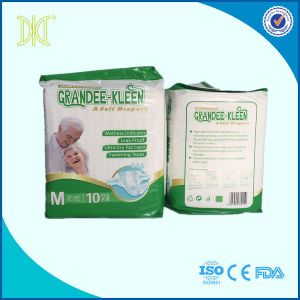 China Factory Custom Printed Super Dry Adult Nappy FDA Disposable Adult Diapers for Elderly pictures & photos