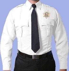 Customize 100% Cotton Security Guard Shirts pictures & photos