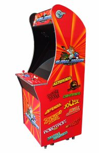 Upright Arcade Machine Classic Game Machine for Sale pictures & photos