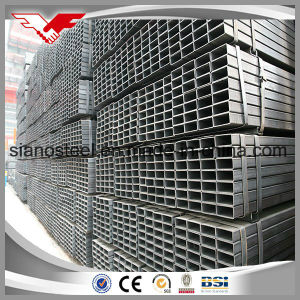 Steel Tube/Steel Hollow Section/ Square Pipe/Rectangular Pipe with ASTM A500/EN10219/EN10210/AS1163 Standard pictures & photos
