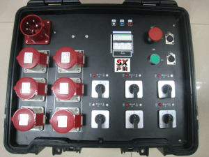 6 Channel Controller for Electric Motor Hoist pictures & photos