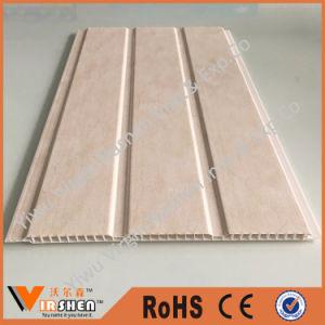 House Decoration Wood Color PVC Ceiling Panel pictures & photos