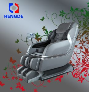 Full-Body Massage Chair/ Office Massage Chair/ Deluxe Massage Chair pictures & photos