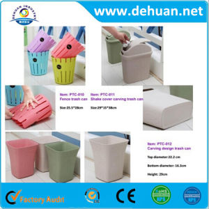 Luxury Plastic Garbage Can/ Garbage Canstand with High Quality pictures & photos