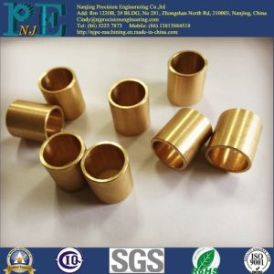 Nanjing Custom High Precision Brass Pipe Connection pictures & photos