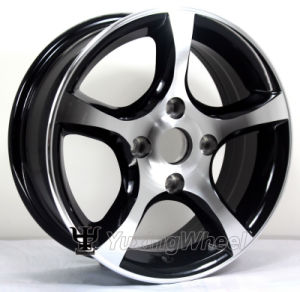 4/5 Holes Alloy Wheel 15 Inch Face Polished Car Rims pictures & photos