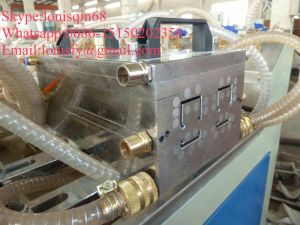 PVC Trunk Profile Extrusion Machine pictures & photos