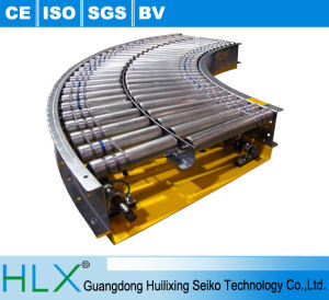 90 Degrees Turning Belt Conveyor pictures & photos